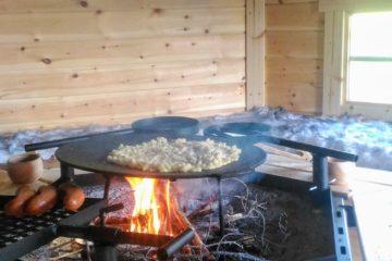 repas dans le kota