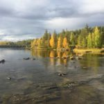 lapland in autumn